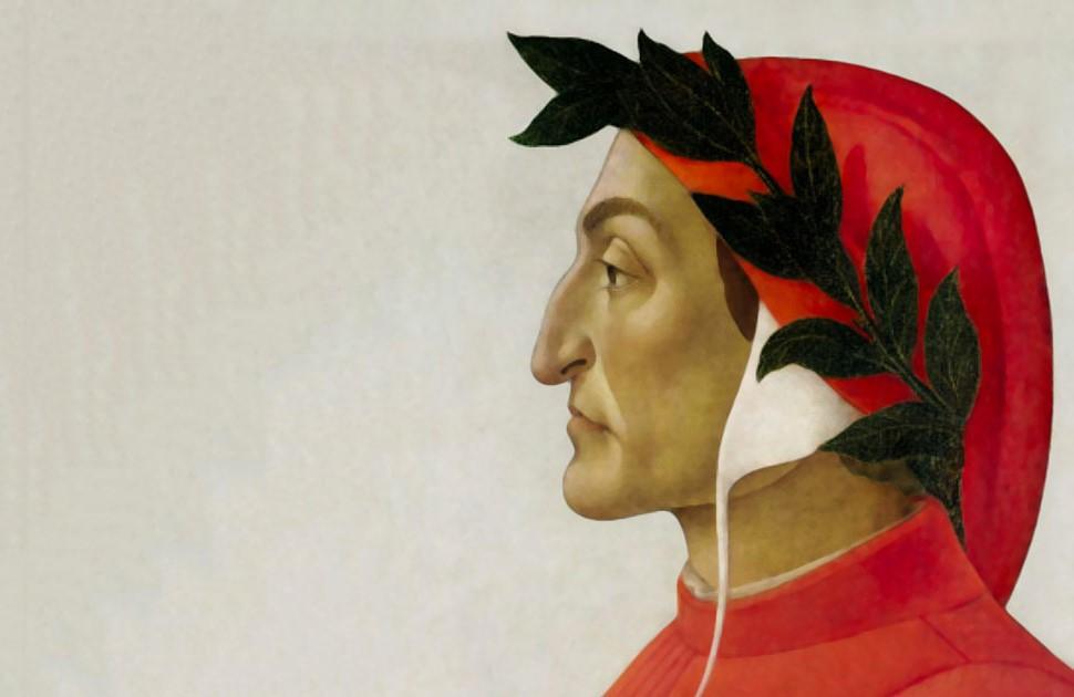 Following in Dante's footsteps